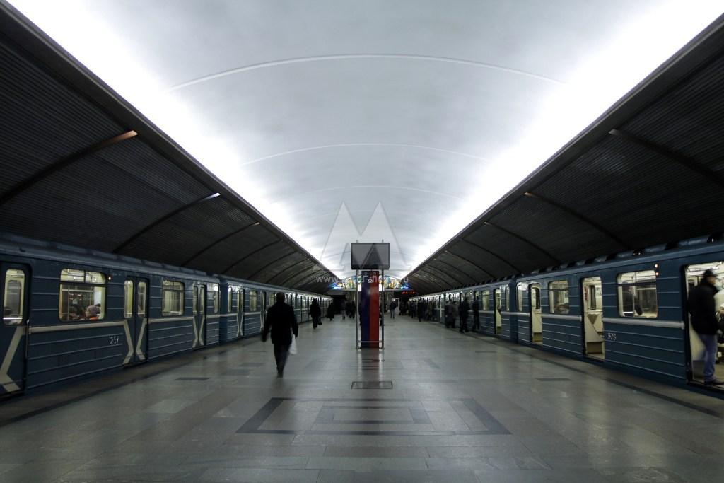 Станция метро Черкизовская.